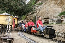 los angeles train museums and attractions