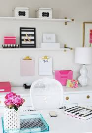 Decorating Office Ideas At Work Best 25 Pink Office Decor Ideas On Pinterest Pink Office Cute