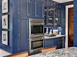 navy blue kitchen cabinets kitchen be colorful with blue kitchen cabinets dark blue kitchen
