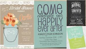 couples wedding shower invitations bridal shower invite ideas