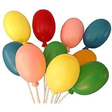 big plastic balloons 12 large plastic balloons picks birthday