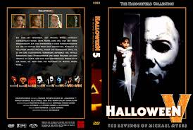 halloween 5 die rache des michael myers dvd cover 1989 r2 german