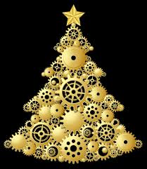 png image gallery of many interesting s of gold christmas tree
