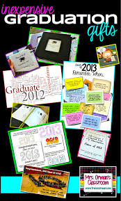 high school graduation gifts for him mrs orman s classroom ten thoughtful and inexpensive graduation