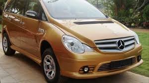 renault lodgy modified toyota innova modified to mercedesbenz r500 youtube