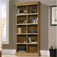 Sauder Furniture Bookcase Sauder Barrister 414724 Bookcase With Cubbyhole Storage And