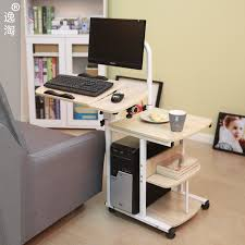 side table with laptop storage bedside laptop table storage quickinfoway interior ideas very