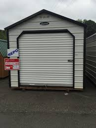 Garage Doors Charlotte Nc by Pre Owned And Used Buildings U0026 Storage Units At Charlotte Nc