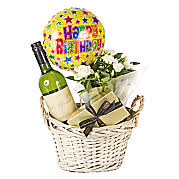 Happy Birthday Gift Baskets Birthday Hampers Birthday Gift Baskets Serenata Flowers