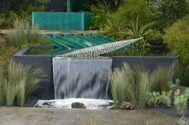 modern water feature landscape design and water features are creating elegance with