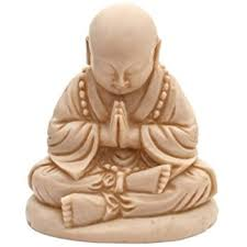 praying buddha statue ornament co uk kitchen home