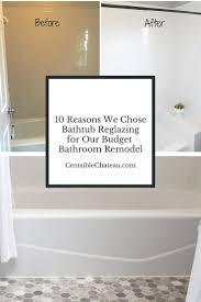 Bathtub Reglazing Tulsa Best 25 Old Bathtub Ideas On Pinterest Caulking Tub Easy