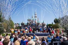 disneyland visits california park 2000 days in a row time