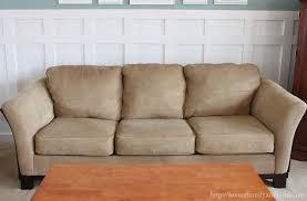 Replacement Sofa Pillows Easy U0026 Inexpensive Saggy Couch Solutions Diy Couch Makeover