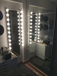 salon mirrors with lights beautiful mirrors with lights or salon mirror with light salon