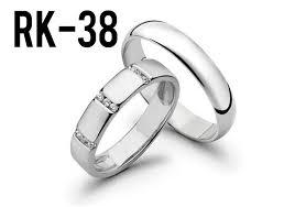 cincin emas putih cincin emas putih rk 38 model cincin emas putih