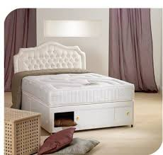 short bed 4ft by 5ft 3 120cm by 160cm small double divan bed