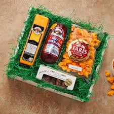 sausage gift basket gift baskets stardairy