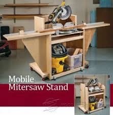 how to build a table saw workstation build miter saw station woodarchivist