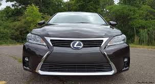 lexus ct200h key fob battery replacement road test review 2016 lexus ct200h by carl malek