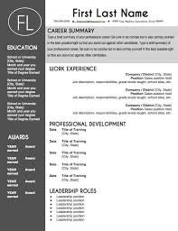 Resume Templates Examples Free by Teaching Resume Template Free Free Teaching Resume Templates 51