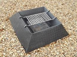 Firepit Grate Make A Grill For Your Pit