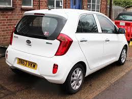 2013 kia picanto 2 ecodynamics 1 25 5 door white ac 13 000 miles 1