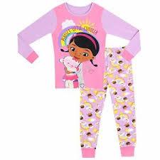 doc mcstuffins pyjamas disney doc mcstuffins pjs