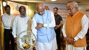 10 Cabinet Ministers Of India Haryana Governor Kaptan Singh Solanki Confers Vigyan Ratna On 11