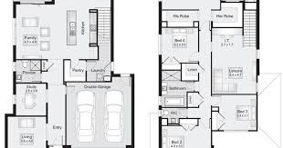 Clarendon Homes Floor Plans Parkhill 32 Floor Plan 301 00sqm 11 30m Width 17 40m Depth