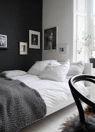 monochrome interior design 20 beautiful black u0026 white bedrooms apartment therapy