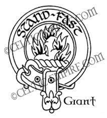 grant clan tattoos what do they scottish clan