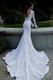 open back wedding dresses open back lace wedding dresses naf dresses