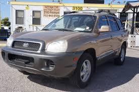 hyundai santa fe sales 2004 hyundai santa fe in las vegas nv national car and truck sales
