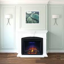 napoleon fireplace mantel series lifestyle view decor contemporary