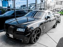 roll royce tuning rolls royce ghost tuning der