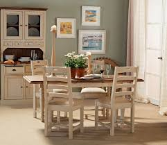 Beach Dining Room Sets by Cottage White Extendable Dining Room Table 71