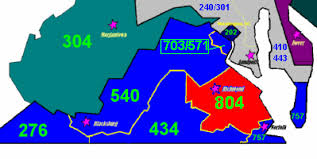 us area code from germany area code 804