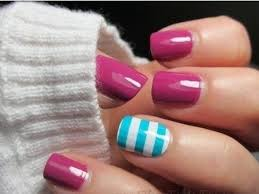 nice 45 simple nail designs for short nails nail art