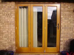 Folding Exterior Patio Doors by Wood Patio Door Image Collections Glass Door Interior Doors