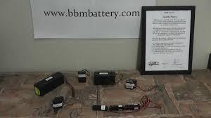 okuma cnc replacement battery youtube