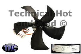 lennox condenser fan motor lennox 73w66 fan motor and fan blade assembly