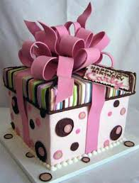 58 best giftbox cakes images on gift box cakes gift