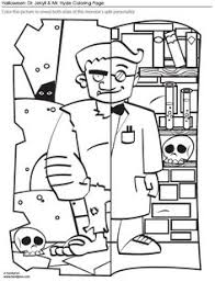 monsters coloring page halloween pinterest monsters
