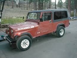 jeep scrambler for sale on craigslist randyzzz scrambler restification thread archive jeep cj 8