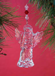 waterford crystal annual angel ornament blarney