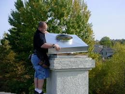 the chimney cap replacement