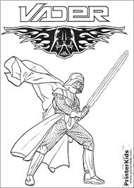 Drawn Darth Vader Coloring Page Pencil And In Color Drawn Darth Darth Vader Coloring Pages