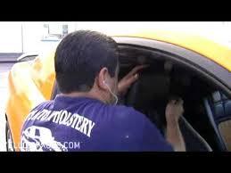 Custom Car Interior San Diego Jim U0027s Auto Upholstery San Diego Vehicle Restoration Youtube