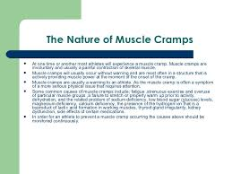 Muscle Spasms Versus Muscle Twitching by Muscular Cramps